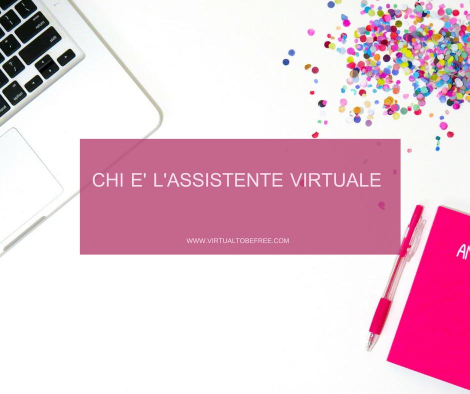 chi è l'assistente virtuale